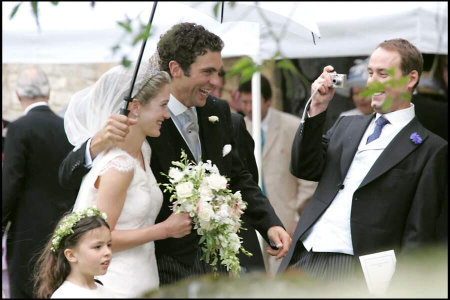 Hugh et Rose Van Cutsem