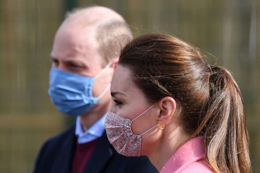 William d'Angleterre et Kate Middleton