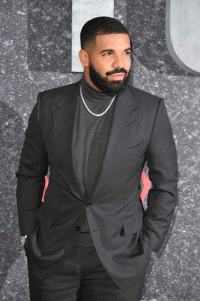 Drake à Londres en septembre 2019