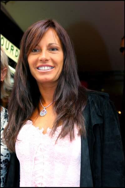 Nathalie Marquay en septembre 2006, à la conférence de rentrée d'E! Entertainment