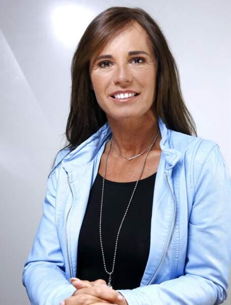 Nathalie Marquay-Pernaut le 11 mars 2015