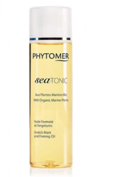 Huile Fermeté Vergetures Seatonic, Phytomer, 58 €(phytomer.fr)