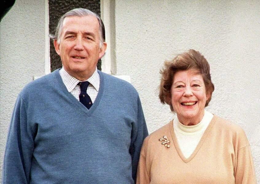 Christopher et Mary Rhys-Jones le 15 juin 1999