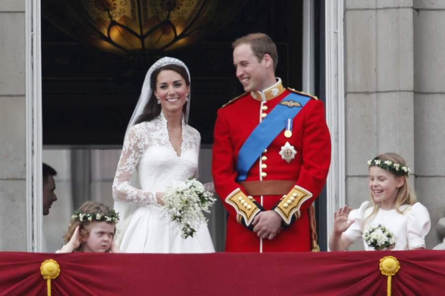 Union de William et Kate