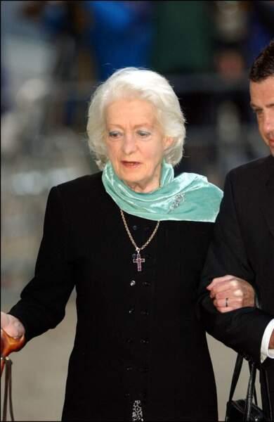 Frances Shand Kydd le 24 octobre 2002
