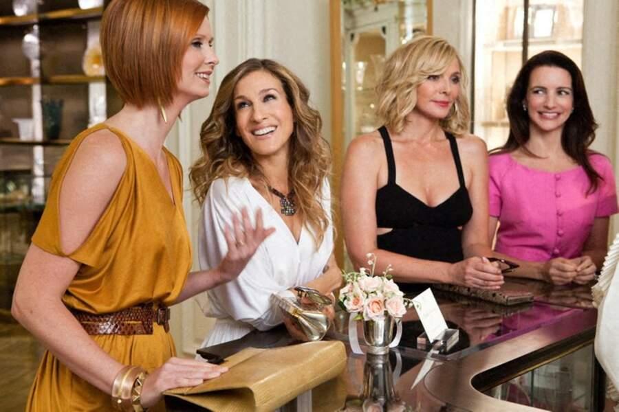 Carrie Bradshaw et ses amies de retour dans la prochaine saison Sex and The City pour HBO Max