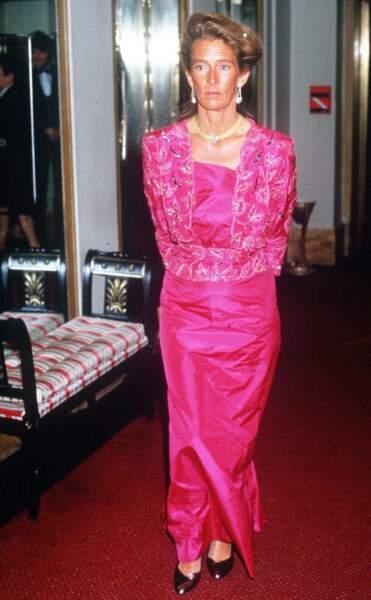 Susan Barrantes le 20 septembre 1998