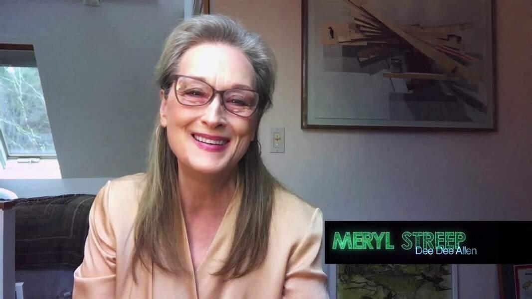 Dans les coulisses de The Prom, une comédie musicale à couper le souffle, avec Meryl Streep, Nicole Kidman, James Corden, Kerry Washington - 2021.