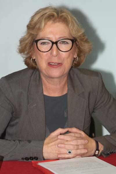 Genevieve Fioraso le 15 octobre 2013 à Paris