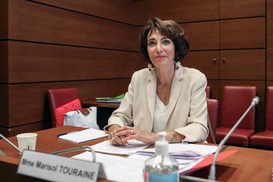Marisol Touraine, à Paris, le 1er juillet 2020