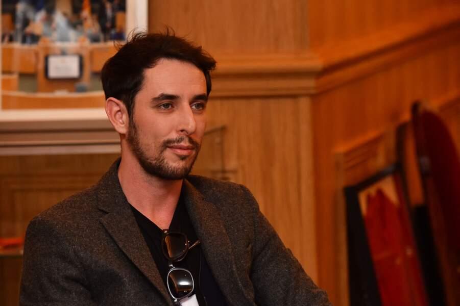 Tristan Casara alias The Avener, DJ, le 16 février 2018 à Nice