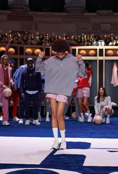 La nouvelle collaboration Hugo Boss x Russell Athletic : sportswear et couture