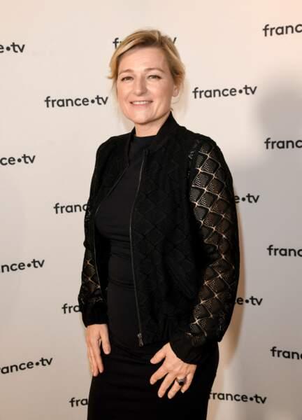 Anne-Elisabeth Lemoine au théâtre Marigny à Paris, le 18 juin 2019