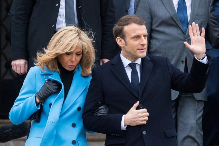 """""""Ce que je souhaite ou pas n'a pas à intervenir. Il fera ce qu'il voudra, et je serai là pour lui"""" (TF1, 2020)"""
