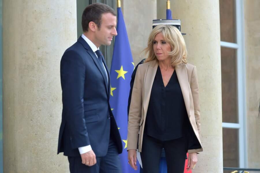 """""""De même que le président a de l'influence sur moi, je peux en avoir sur lui. Mais on ne la mesure pas"""" (France Info 2020)"""