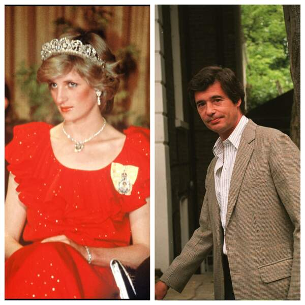 Lady Diana et Oliver Hoare
