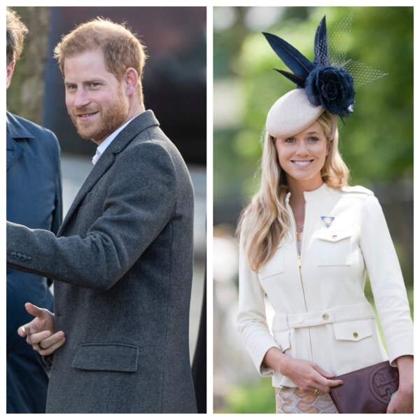 Le prince Harry et Florence Brudenell-Bruce