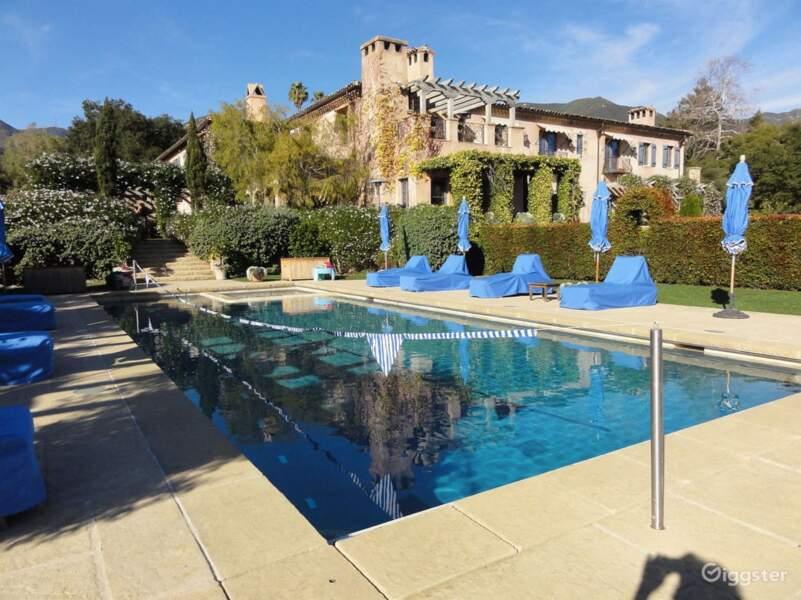 La villa de Meghan Markle et du prince Harry à Montecito, en Californie