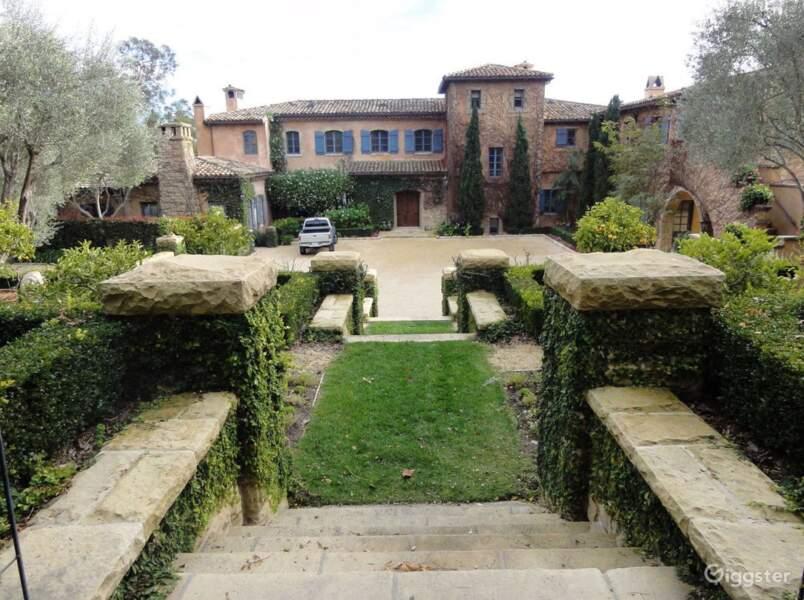 Le manoir de 14 millions de dollars de Harry et Meghan à Montecito