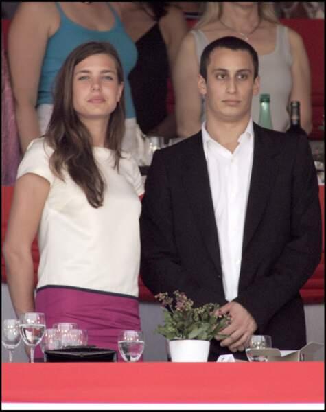 Charlotte Casiraghi et Alexander Dellal