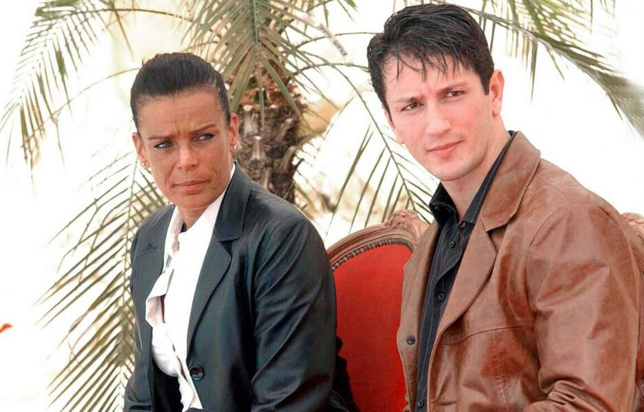 Stéphanie de Monaco et Adans Lopez Peres