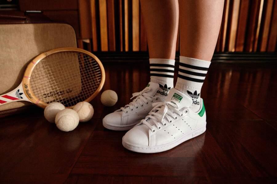 Stan Smith éco-responsable, 99,95€, Adidas Originals x Zalando