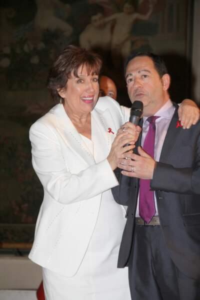 Jean-Luc Romero, son ami