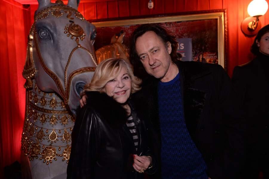 Nicoletta et Jean-Christophe Molinier