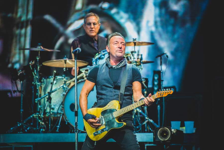 Bruce Springsteen, son idole