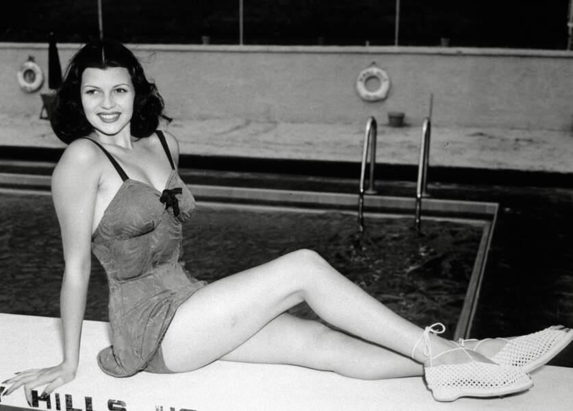Rita Hayworth circa 1941