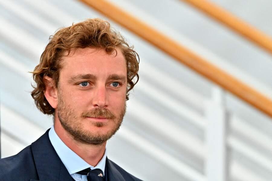 Pierre Casiraghi le 26 mars 2021 à Monaco