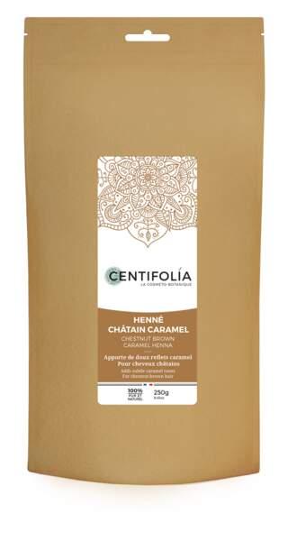 Henné châtain caramel, Centifolia, 9,60€ (centifoliabio.fr)