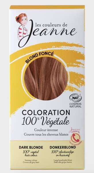 Coloration Végétale, Les Couleurs de Jeanne, 12,50 € (lescouleursdejeanne.fr)