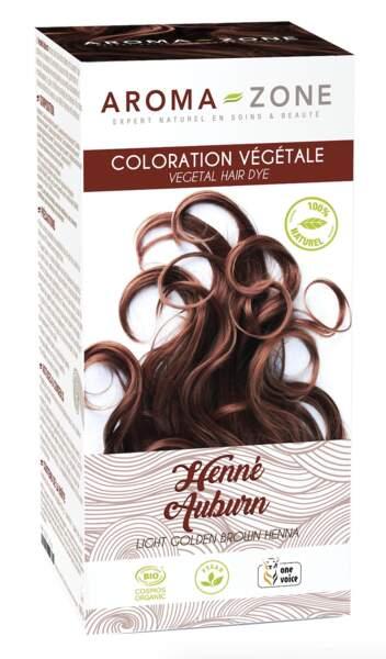 Coloration végétale, Aroma-zone, 7,50 € (aroma-zone.com)
