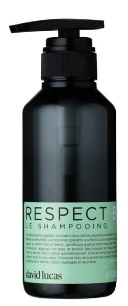 Respect Le Shampooing, David Lucas, 39 € (davidlucas.paris)