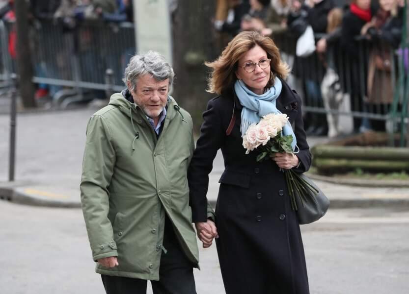 Jean-Louis Borloo et Béatrice Schönberg