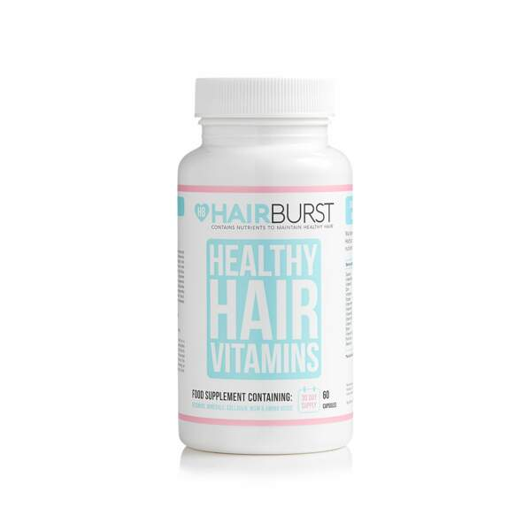 Healthy Hair Vitamins de Hairburst, € 28,99 € les 60 gélules