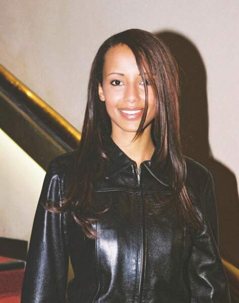 Sonia Rolland version cheveux longs