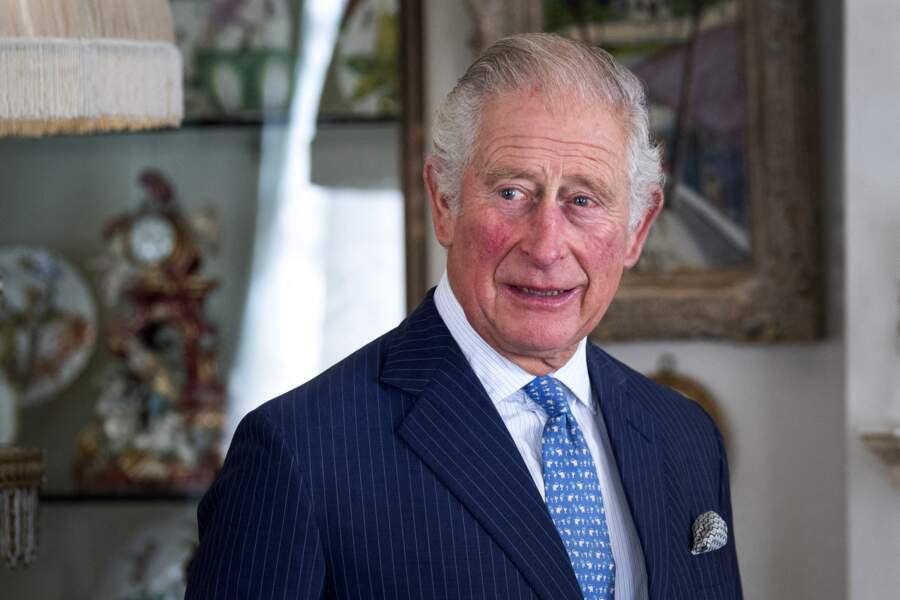 Le prince Charles, le 22 octobre 2020.