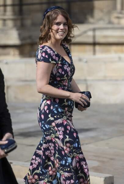 La princesse Eugenie d'York, le 31 août 2019
