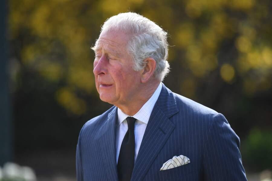 """Quelques heures après la mort de son père, le prince Charles avait tenu à prendre publiquement la parole pour lui rendre hommage. """"ll nous manque. C'était une figure très aimée, très appréciée"""" avait-il confié."""