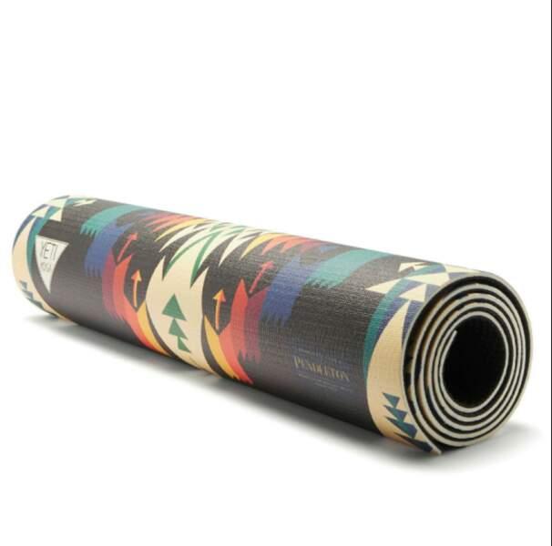 Tapis de yoga Tucson Rock, Pendleton, 81 € sur matchesfashion.com