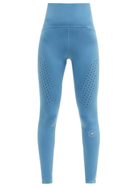 Legging en jersey, True Purpose, Adidas x Stella McCartney, 120 €, sur matchesfashion.com