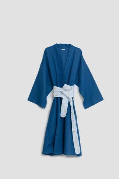 Kimono Astral,117€, Nimboo sur face to face paris
