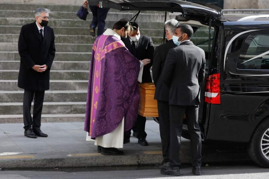 Les obsèques de Myriam Colombi se sont déroulées dans l'après-midi de ce lundi 26 avril 2021