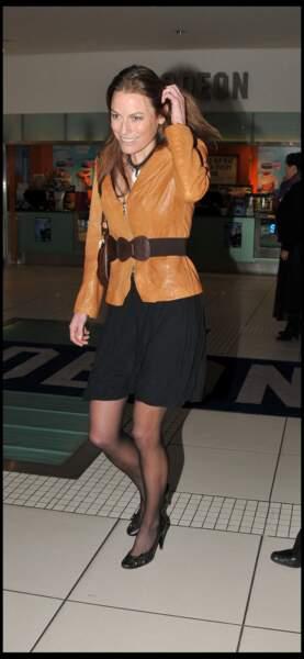 """Jecca Craig à la première de """"Tenacity on the Tasman"""" à Londres, le 19 novembre 2009"""