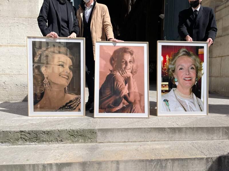 Myriam Colombi a fait l'objet d'un dernier hommage ce lundi 26 avril à l'église Saint-Roch à Paris