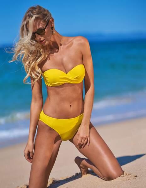 Bikini bustier, Madeleine, 99,95 €.
