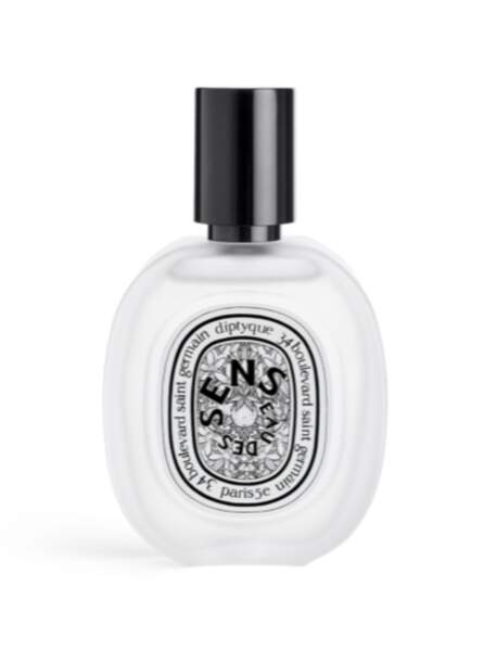 Eau des Sens Parfum pour cheveux, Dyptique, 44 €, dyptiqueparis.fr
