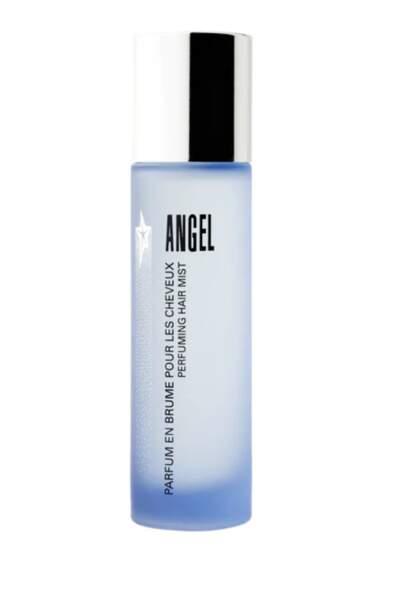 Brume pour les cheveux Angel, Thierry Mugler, 41€, sephora.fr